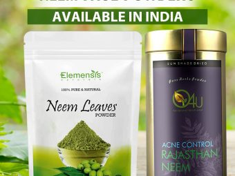 8-Best-Neem-Face-Powders-Available-In-India