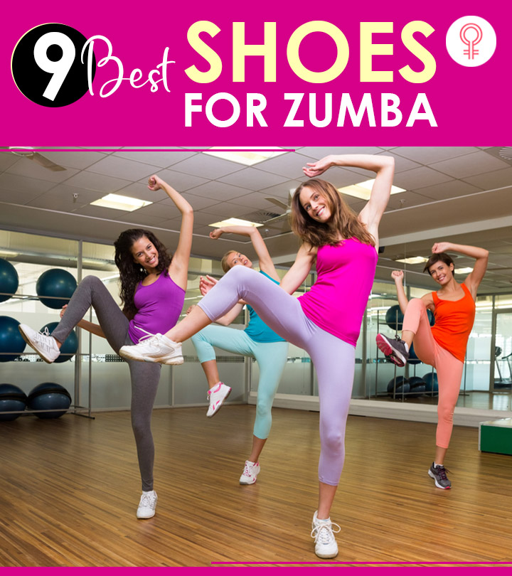 9 Best Shoes For Zumba In 2021