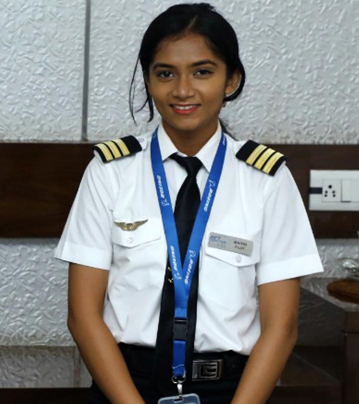 A Farmer's Daughter, Maitri Patel Soars High Into The Sky As India's Youngest Commercial Pilot