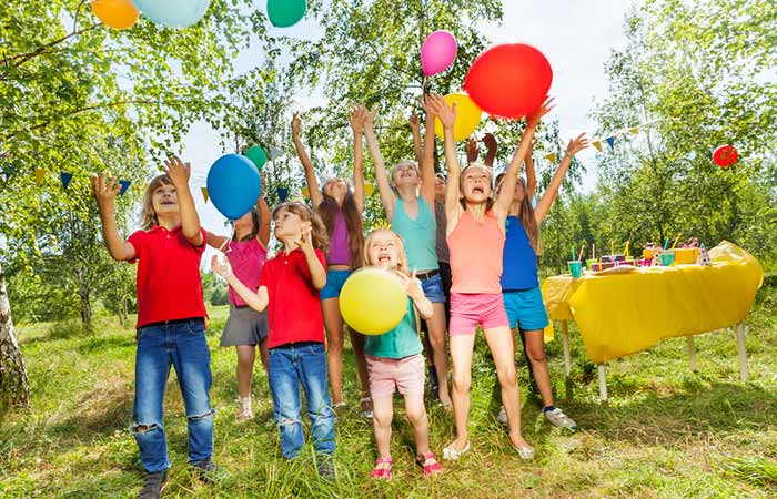 Fun Games And Activities For 8th Birthday Party