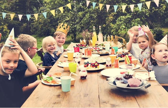 Delicious Food Ideas For An 8-Year-Old Birthday Party