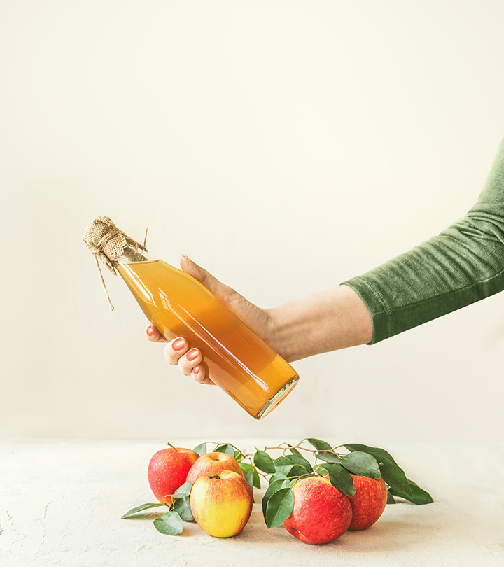 Apple Cider Vinegar Toner: Benefits, Recipes, And How To Use