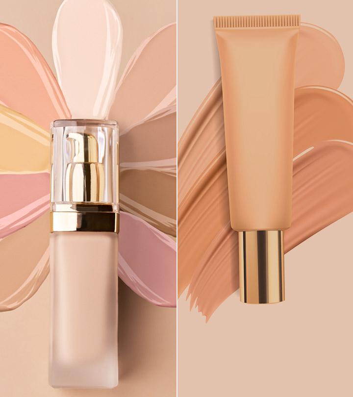 BB Cream Vs. Foundation: What Are The Differences?