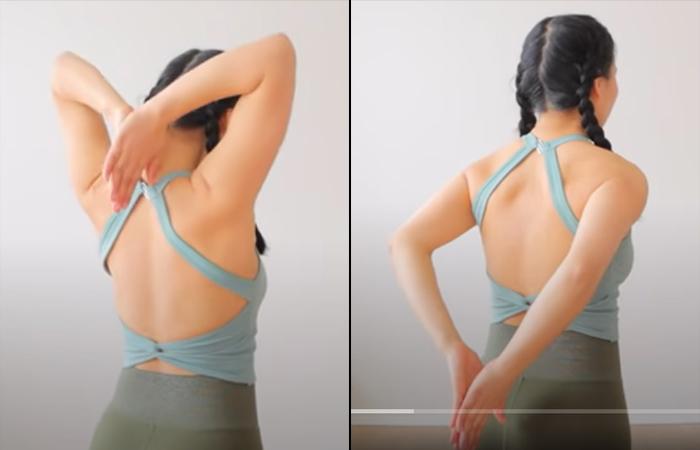 Back Claps For Shoulder And Back