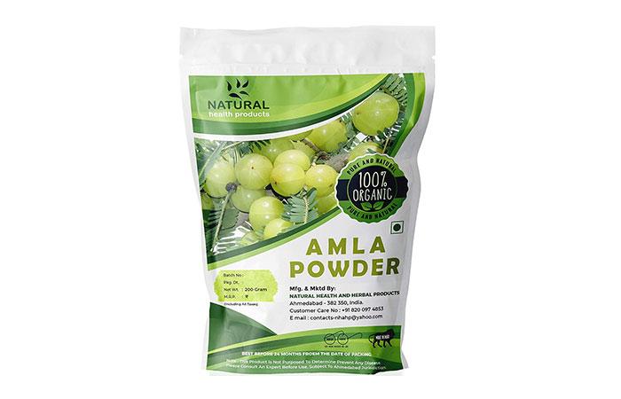Best Anti-Hair Fall - Natural Health Products Amla Powder