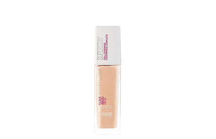 Best For All Skin Tones Maybelline New York Super Stay Up To 24H Full Coverage Foundation