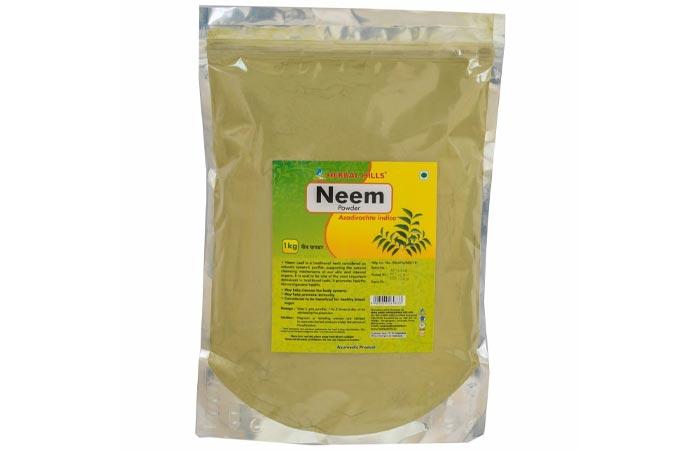 Best-For-Detox--Herbal-Hills-Neem-Powder