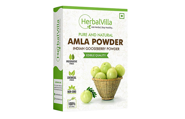 Best For Digestion - Herbalvilla Amla Powder