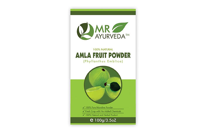 Best Hair Conditioner - MR Ayurveda Amla Fruit Powder