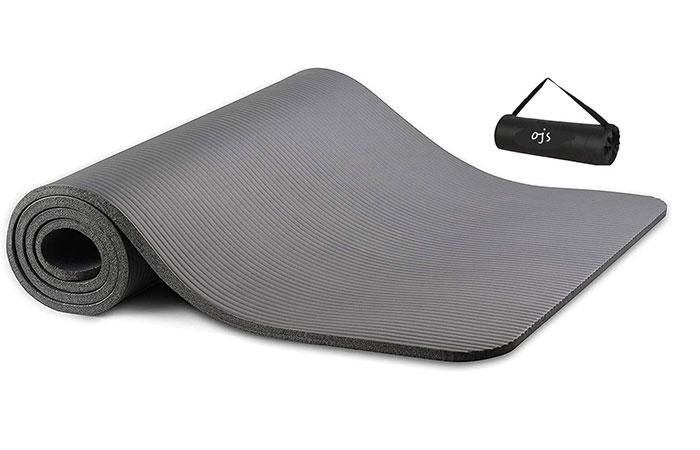 Best Non-Toxic Mat OJS Yoga Mat