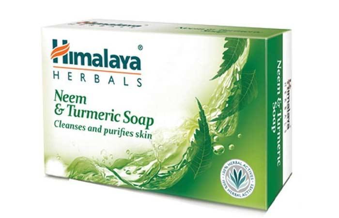 Best-Purifying-Formula-Himalaya-Herbals-Neem-&-Turmeric-Soap