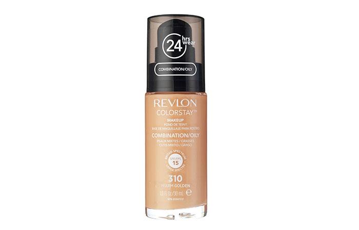 Best SPF Formula Revlon Colorstay Makeup – CombinationOily