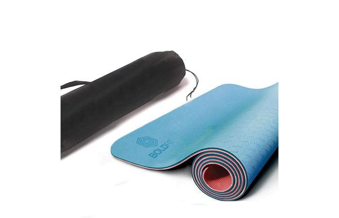 Best Sweat-Resistant Mat Boldfit Yoga Mat