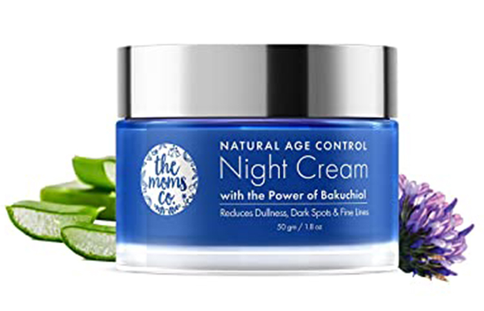Best Toxin-Free Night Cream The Moms Co Natural Age Control Night Cream