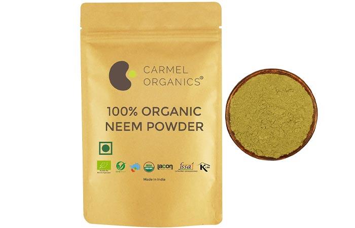 Best-Value-Carmel-Organics-100%-Organic-Neem-Powder