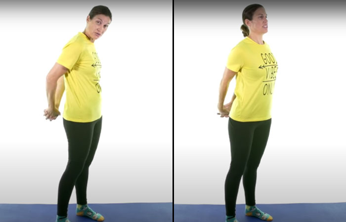 Chest Stretches For Opening The Shoulders