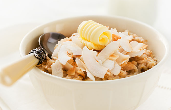 Coconut cereal