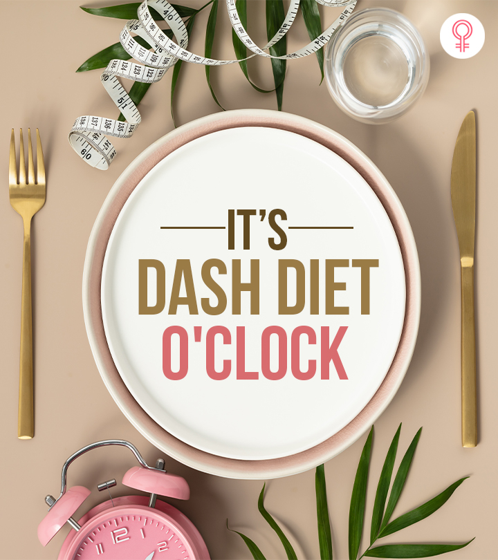 DASH Diet: Science-Approved Diet For Reducing High Blood Pressure