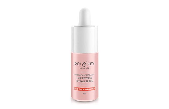 Dot & Key Skincare Collagen Restorative Time Reverse Retinol Serum