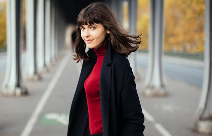 French Women Do Not Enjoy Using Heat Tools