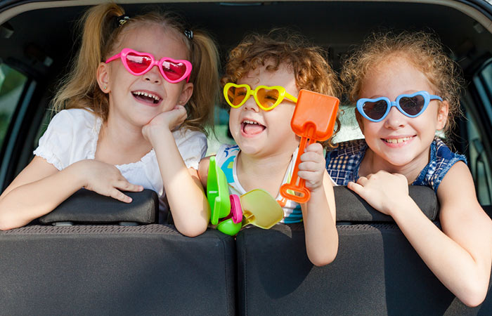 Fun Road Trip Games For Kids In The Car