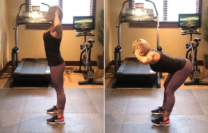 Good Morning Exercise Without Weights