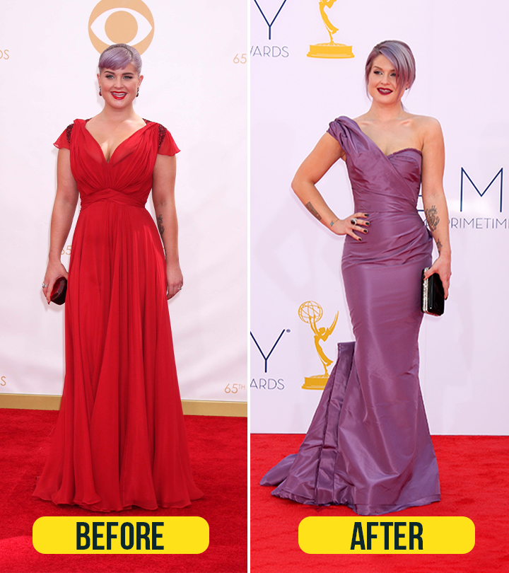 How Kelly Osbourne Lost A Jaw-Dropping 85 Pounds