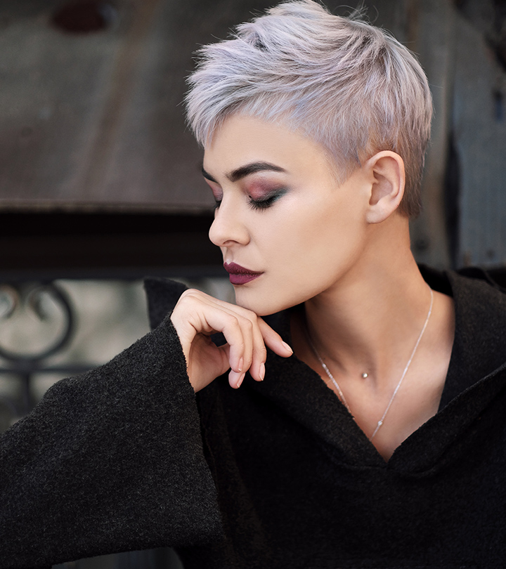 How To Transition To Gray Hair From Colored Hair