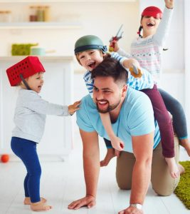 How to be an Ideal Dad: secret to being a good father