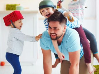 How to be an Ideal Dad secret to being a good father