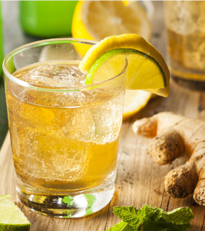 Is Ginger Ale A Healthy Drink? Benefits, Recipes, And Potential Side Effects