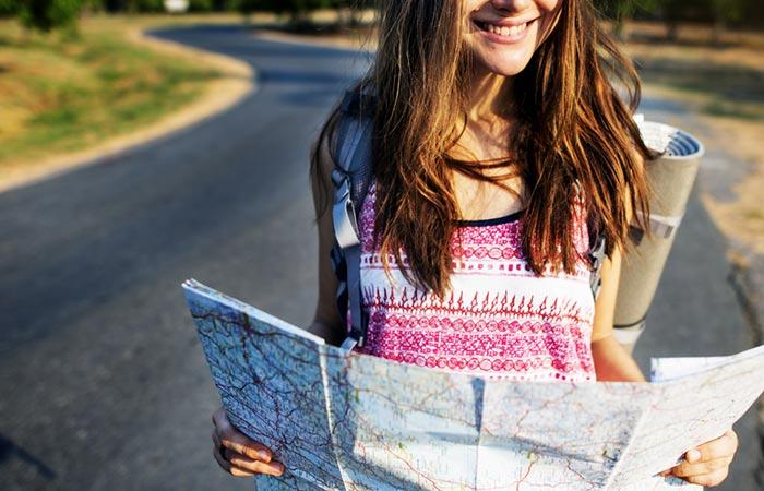 Take An International Trip