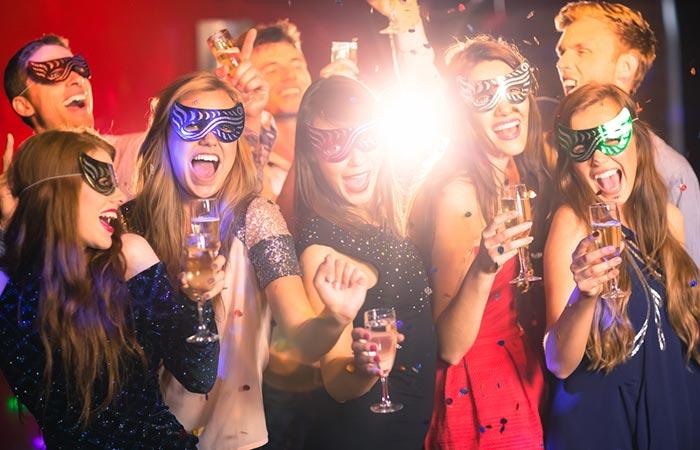 Masquerade Ball Party Theme
