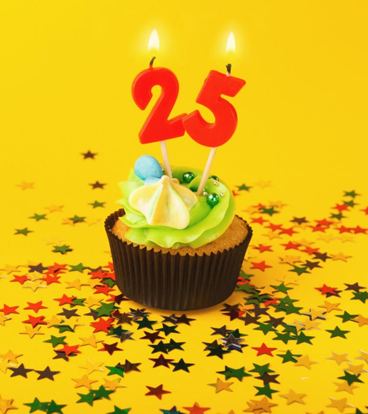 Make Your 25th Birthday Memorable With These 13 Ideas