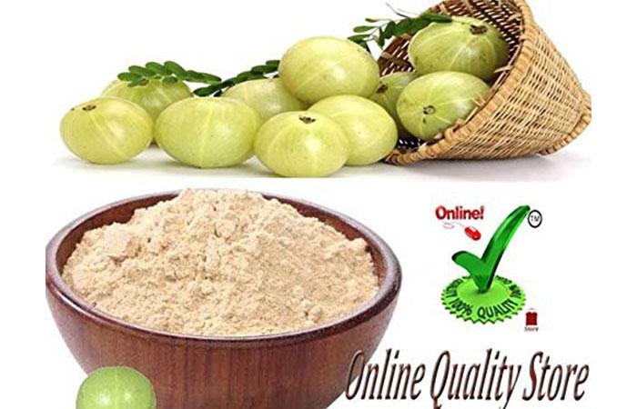 Online Quality Store Amla Powder