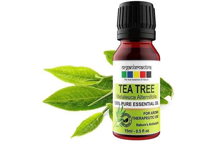 Organix Mantra Tea Tree 100% Pure Essential Oil
