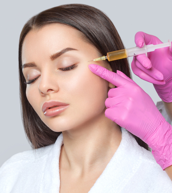 PRP Under-Eye Treatment: Benefits And Side Effects