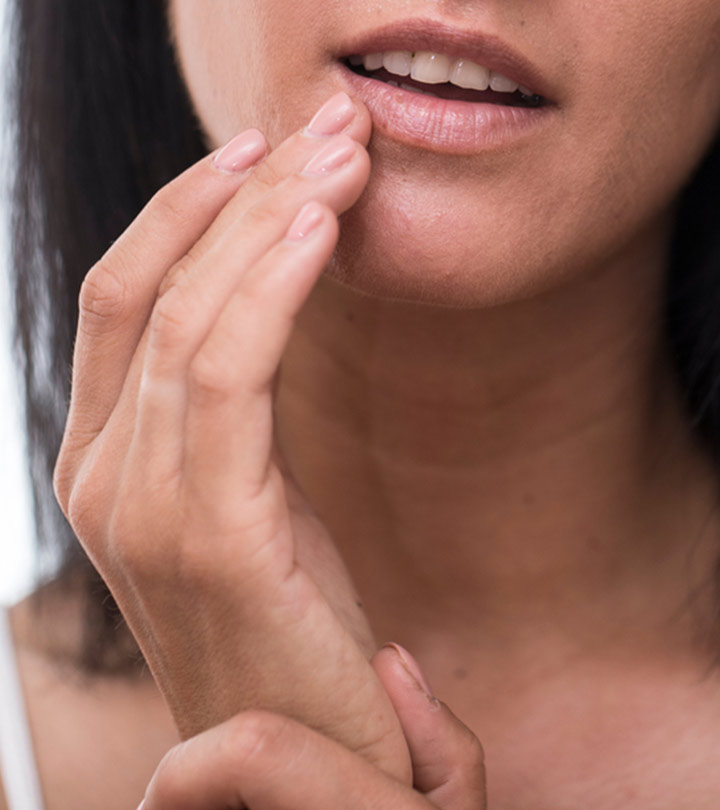 Pimple On Lip: Causes, Treatment, And Prevention