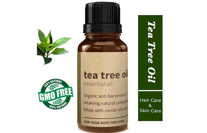 Rouh Essentials Tea Tree Oil