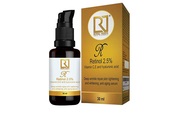 Royal Needs Your Highness Retinol 2.5% Serum