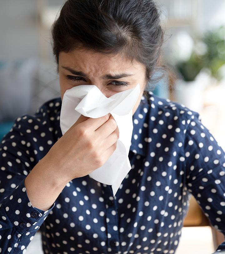 बहती नाक के कारण, लक्षण और घरेलू इलाज – Runny Nose in Hindi