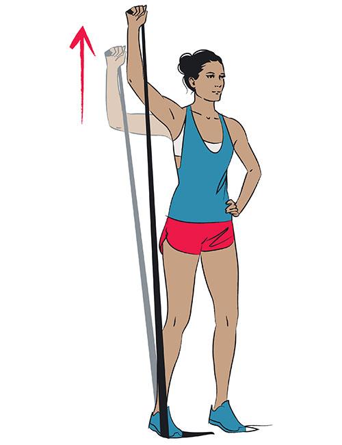 Single-Arm Shoulder Press