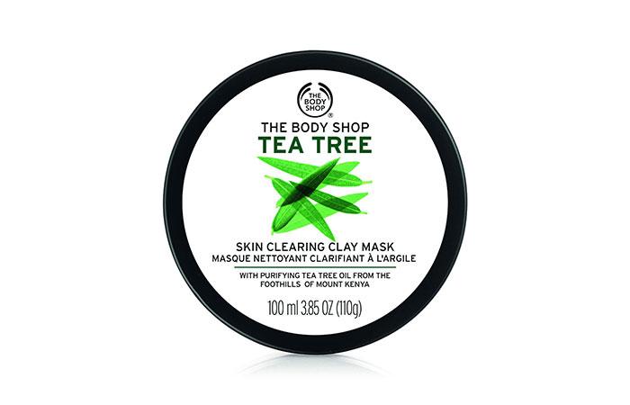 The Body Shop Tea Tree Skin Clearing Mask