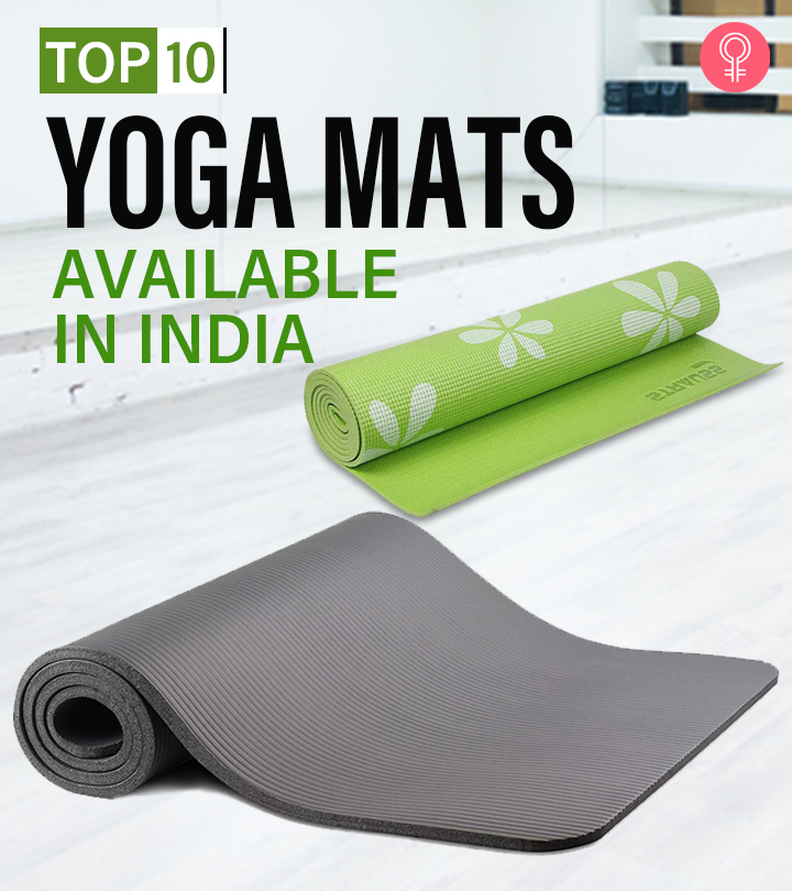 Top 10 Yoga Mats Available In India – 2021