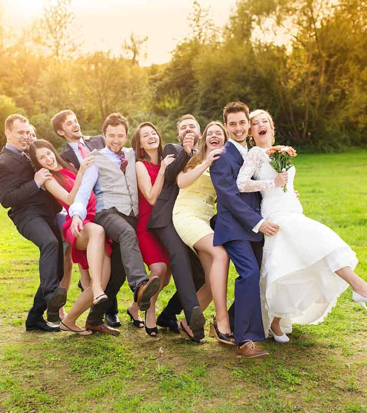 Try These Fun Games And Activities To Brighten Up Your Wedding