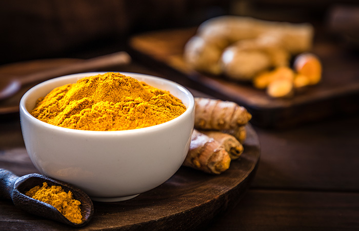 Turmeric Can Bring Out Your Skin's Natural Glow