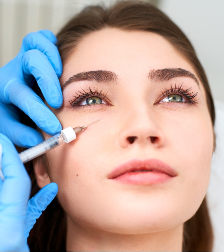 Under-Eye Fillers: Benefits, Side Effects, And More