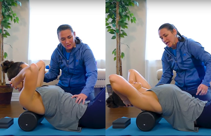 Upper Back Stretches For Rounded Shoulders