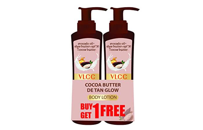 VLCC Cocoa Butter Detan Glow Body Lotion