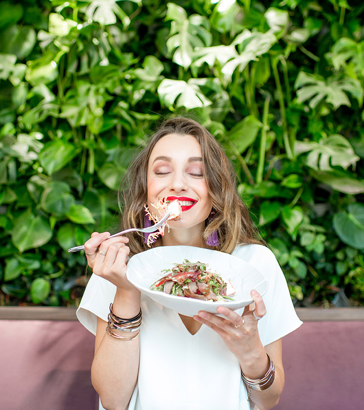 Why A Plant-Based Diet Is Good For You According To Nutritionists